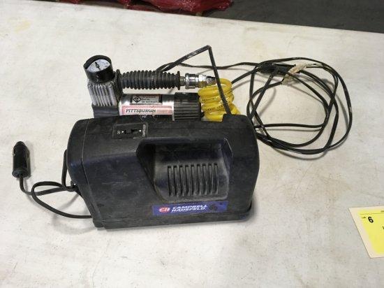 Air Compressors, Qty 2