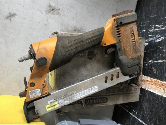 Bostitch Staple Gun and Staples