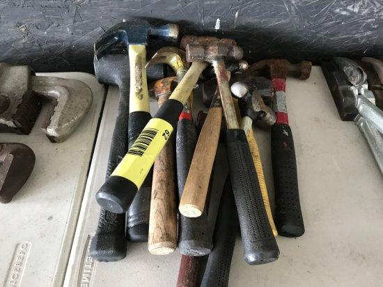 Hammers, Qty 11