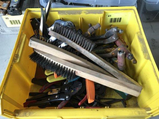 Utility Lid Handles & Misc Tools