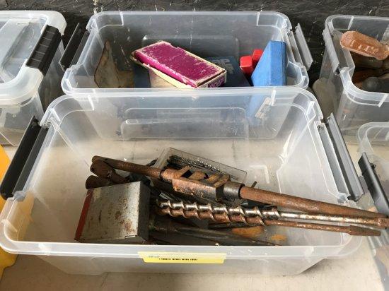 Metric Tap & Die Set & Drill Bits