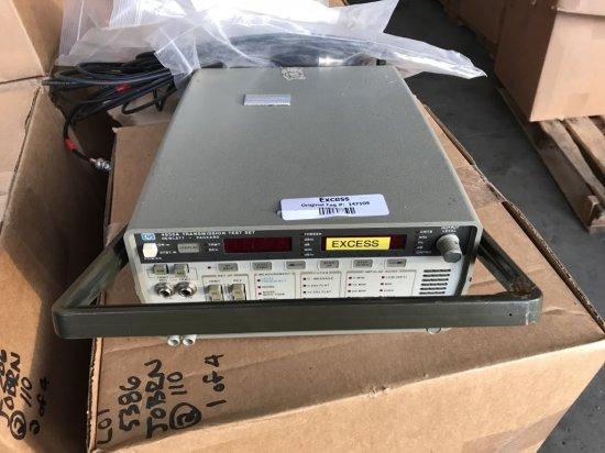 HP 4935A Transmission Test Set