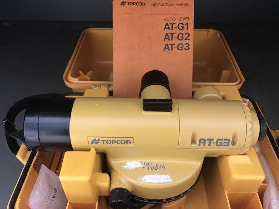 TopCon AT-G3 Optical Transit
