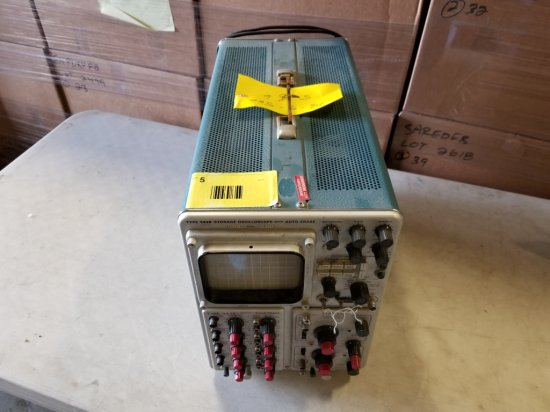 Tektronix Type 564B Storage Oscilloscope