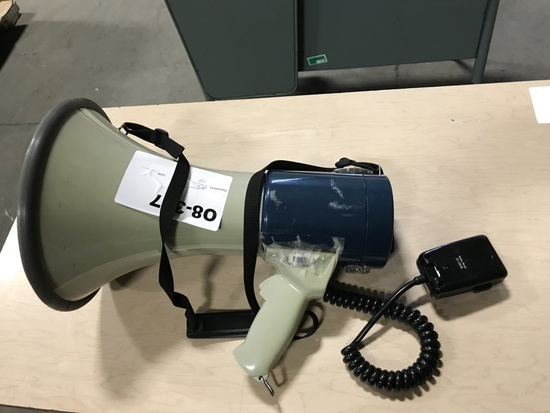 RadioShack Powerhorn Megaphone