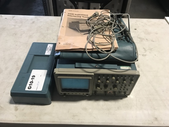 Tektronix 2430 Digital Oscilloscope