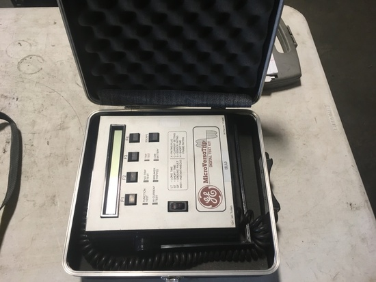 GE MicroVersatrip Digital Test Kit