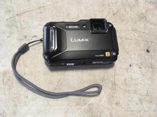 Panasonic DMCT55 Lumix HD Digital Camera