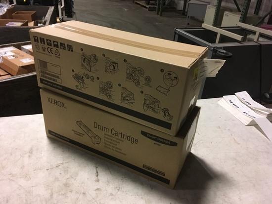 Xerox Drum Cartridges, Qty 2
