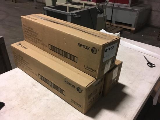 Xerox Drum Cartridges, Qty 3