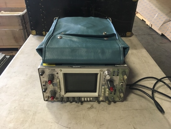 Tektronix 466 Storage Oscilliscope