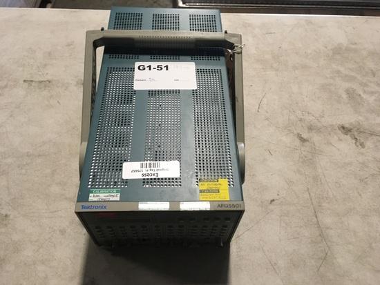 Tektronix AFG 5101 Program Generator