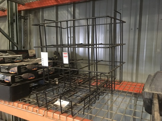 Safe-T-Systems Metal Baskets Qty 2