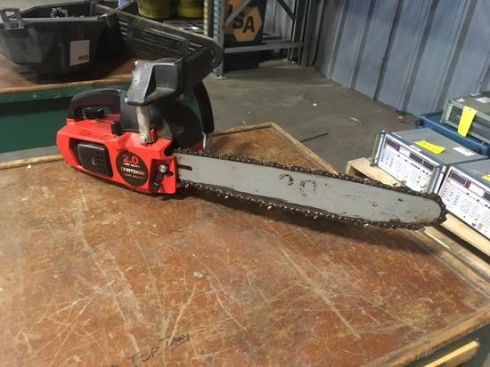 Craftsman 2.0 Chainsaw
