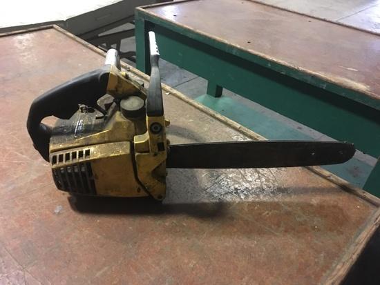 McCullock Mac 110 Chainsaw