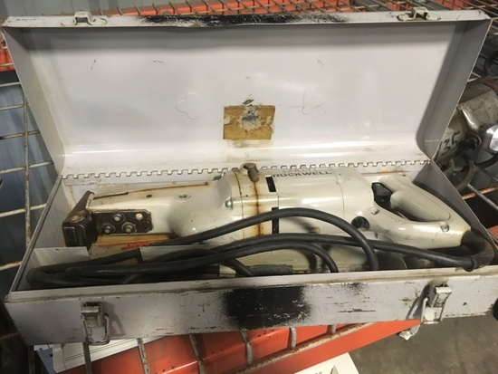 Rockwell Corded Reciprocating Saw