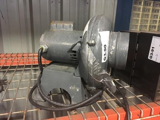 Ajax Electric Motor w/Blower