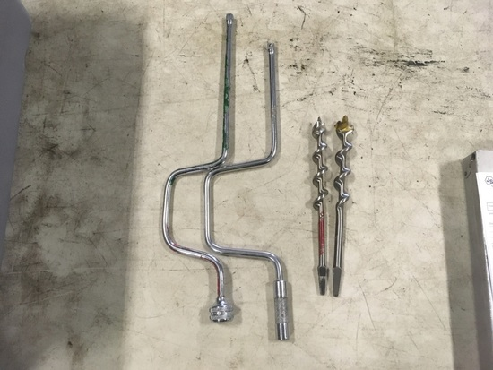 Socket Wrenches & Drill Bits