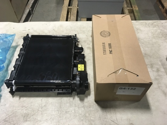 Printer Cartridge & Fuser Assembly