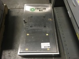 Stainless First Aid Kit Cabinet