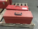 Kennedy Tool Boxes Qty 2