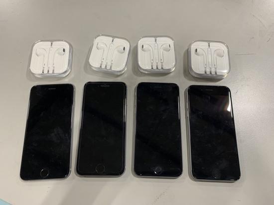 Apple Iphone 6 Qty 4