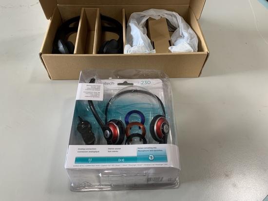 Headphones Qty 3