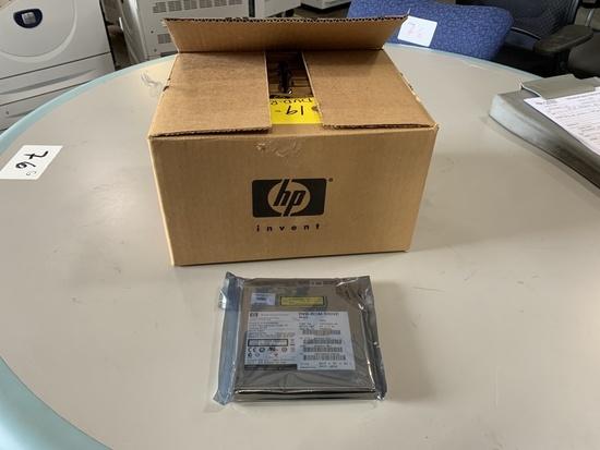 HP DV-28S DVD-ROM Drives Qty 18