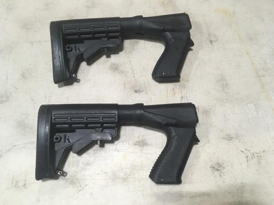 Assault Rifle Adjustable Stocks