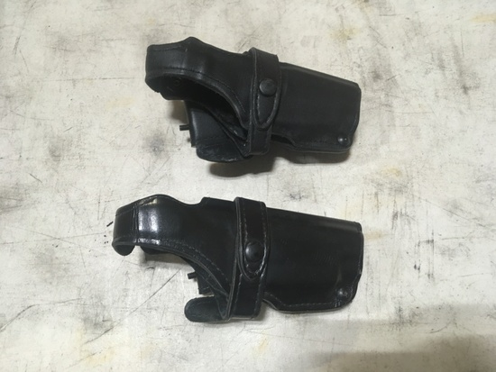 SafariLand Leather Pistol Holsters