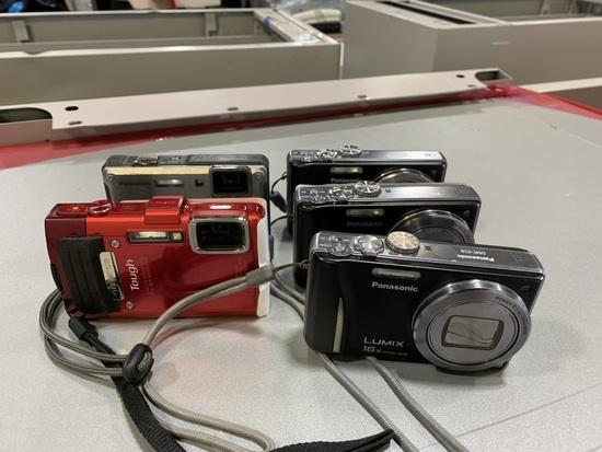 Panasonic & Olympus Digital Cameras