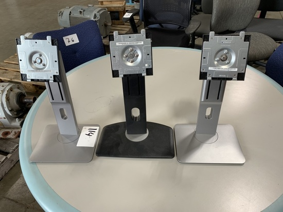Dell Monitor Stands Qty 3