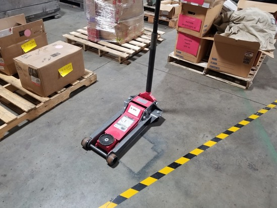 Mac Tools 3.5 Ton Hydraulic Floor Jack