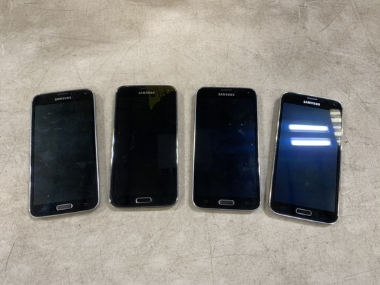 Samsung Galaxy S5 Cell Phones, Qty. 20