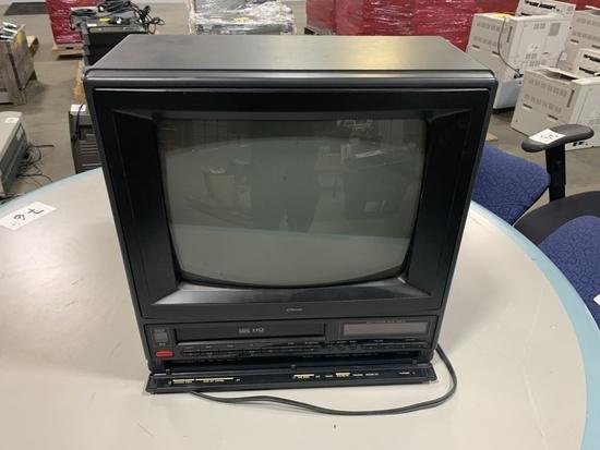 SEC 685-2293 TV/VCR Combo