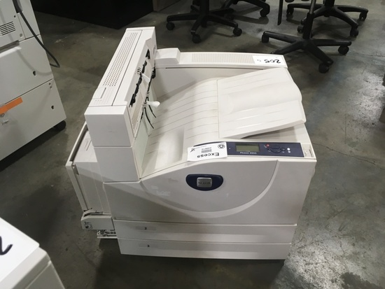 Xerox Phaser 5550 Printer