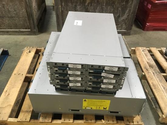 Cisco UCS5108 Blade Servers Qty 3