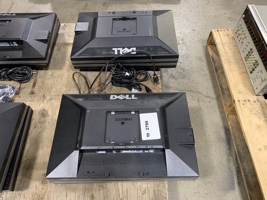 Dell 2209WAf Flat Panel Monitors, Qty. 4