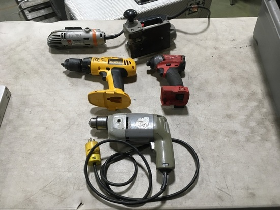 Power Tools & Hand Tools