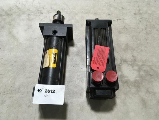 Parker Hydraulic Rams Qty 2