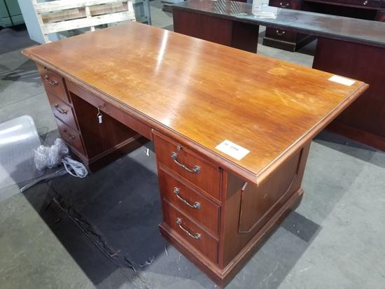 Stow & Davis Executive Office Desk