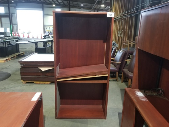 Executive Office Book Cabinet
