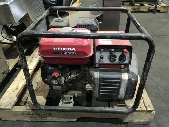 Honda EG2500 Generator