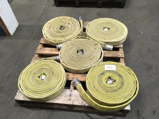 2in Fire Hoses Qty 5