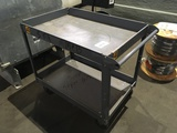 Metal Shop Cart