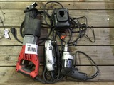 Milwaukee & Black & Decker Power Tools