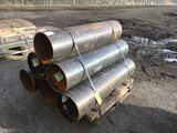 Husteel 14in Steel Tubing Qty 6
