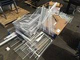 Metal Wire Shelving & HP Printer Ink