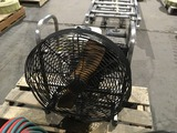 Gas Powered Shop Fan