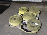 2.5in Fire Hoses Qty 5